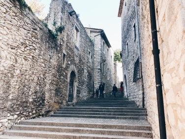 Callejuelas de Girona